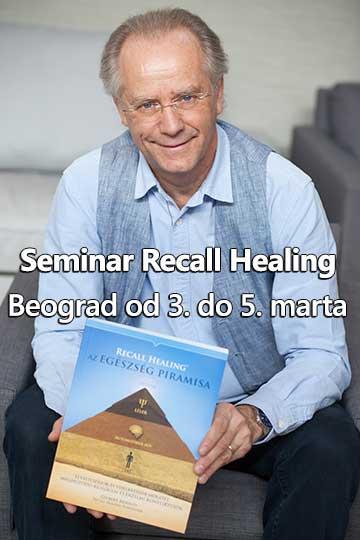 RECALL HEALING SEMINAR