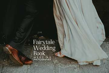 Fairy Tale Wedding Book