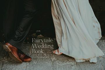Fairy Tale Wedding Book