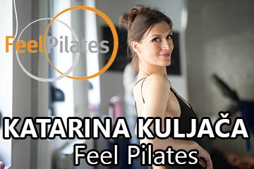 Katarina Kuljača Feel Pilates